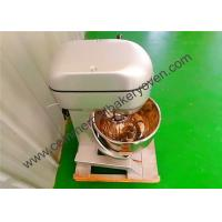 Best Restaurant Commercial Planetary Mixer Automatic Time Setting Easy Operate wholesale