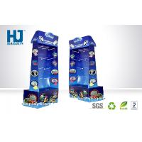 China Offset Printing blue hook display stand in cell phone case or cover on sale