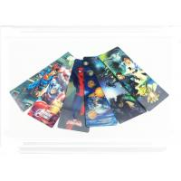 Best PET / PVC / PP Custom Lenticular Printing With Disney Fama For Movie wholesale