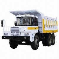 Best Mining Dump Truck 6 x 4 with 40T Loading Capacity, Sized 8,700 x 3,200 x 3,635mm wholesale