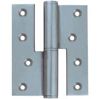 """Best Right Angle Corner SS Square Door Hinges L Shape Lift Off 4"""" X 3"""" X 2.5mm wholesale"""