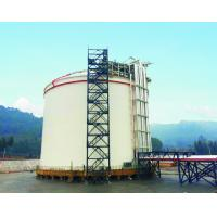 Best Stainless Steel Cryogenic LNG Storage Tanks 30000m3 For Beverage / Liquid wholesale