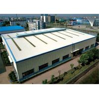 Best Lightweight Modular Steel Building , Residential Workshop Buildings High Strength wholesale