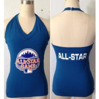 Best New arrival  football all team members 2013 all-star female vest pure cotton cool active wholesale