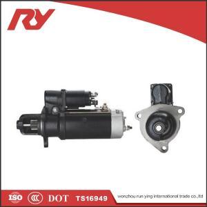 Best 24V Scania Car parts Engine Vehicle Starter Motor  001-371-006 wholesale