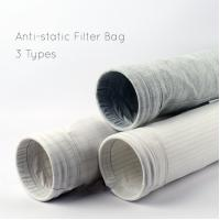 Best Anti - Static High Efficiency Filter Bag Polyester 1000mm~8000mm Length wholesale