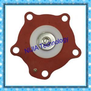Best Red South Korea Teaha Solenoid Valves 1 inch Diaphragm Parts  B C F M S DN25 series wholesale