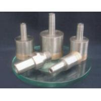 Buy cheap diamond core bit for glass from wholesalers