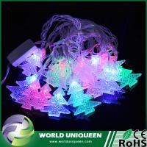 China Colorful Christmas Tree Led String Light For Decoration,Christmas Tree Led Holiday Light on sale