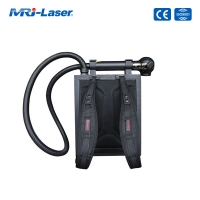 Best 100W Backpack Portable Laser Cleaning Rust Removal Machine wholesale