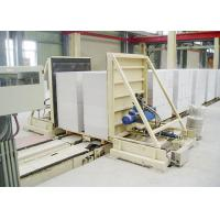 Best AAC Block Packing Machine Fly Ash Brick With Grouping Transporter wholesale