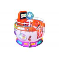 China Sturdy Racing Game Machine Revolving Cup MP5 Entertainment Park Ride on sale