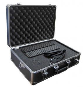 Best Security Aluminium Laptop Briefcase Case , Laptop Computer Travel Case wholesale