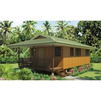 Best Cyclone proof, Australian Standard Light Steel Framing Wooden Bungalow wholesale