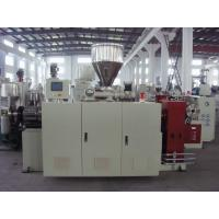Best Industrial Plastic Profile Extrusion Machine for PVC / WPC Windows and Doors Frame 300mm Width wholesale