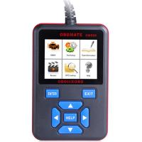 Best Handheld Universal OBDMATE OM580 diagnostic code reader obd2 With Color Screen Display wholesale