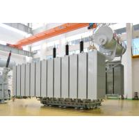 Best 110-220kV Oil Immersed Transformer 6300KVA - 120MVA ONAN/ONAF For Power Plant and Substation wholesale