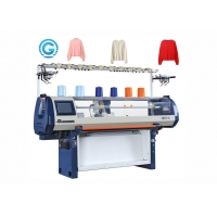 China Jersey 9G Computerized Flat Knitting Machine on sale