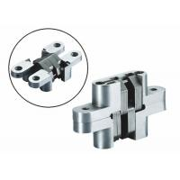 Best Self Closing Stainless steel Concealed Hinge with spring inside for Channel gate wholesale