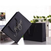 Best UV Printing Custom Size Paper Bags , Commercial Paper Bags For Company Promotion wholesale