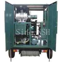 Best VDF insulation oil recycling plant wholesale