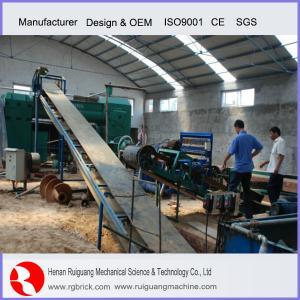 China clay brick machine for red brick on sale