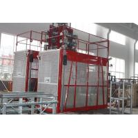 China DOL or FC Construction Material Lifting Hoist / Building Lifter 1600kg for civil architecture on sale