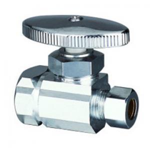 China SS801601 Brass angle valve on sale