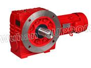 Best S helical gear and worm reducer/Helical Geeared Motor-Wuhan SUPROR Trans mission Machinery Co.,Ltd wholesale