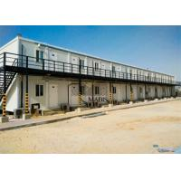 Best Customized Flat Pack Container House With Durable Materials Flexible Design wholesale