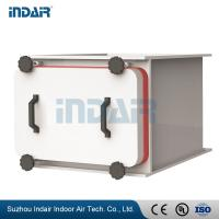 Best 0 - 500Pa Air Handler Filter Housing 13600CMH / 8000CFM For GMP Clean Room wholesale