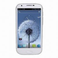 China S3 i9300 4.7-inch Google's Android Dual-SIM Dual-core 1.2GHz Smartphone, 150g Weight on sale