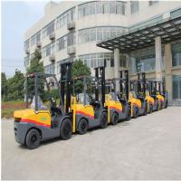 Best Customized Color Diesel Engine Forklift 3.5 Ton With 3000mm Lift Height wholesale