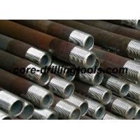 Best Mining Wireline 8mm Drill Rod / Extension Drill Rods Tapered Threaded wholesale