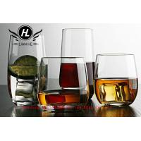 Best wholesale cheap glassware cup drinking glass custom cafe latte glass cup with logo coffee wholesale