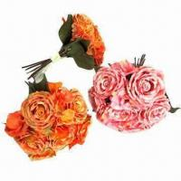 Best Rose flower bouquets for wedding decoration wholesale