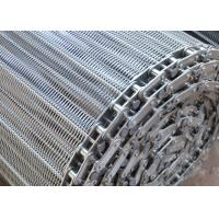 Best Customized Food Grade Spiral Wire Mesh Chain Conveyor Belt For Baking wholesale