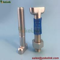 Best Forged stainless steel Mechanical Joint T-Bolts And Nuts for waterwork wholesale