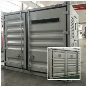 Best ONAN / ONAF Packaged Transformer Prefabricated Substations 22 KV - Class Seaworthy Housing wholesale