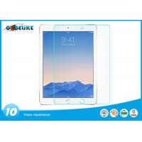 9H 2.5 D Tablet Tempered Glass For Ipad Air Anti Dust 0.3mm Oleophobic Coating
