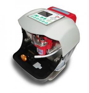 China CE Automatic V8 / X6 Car Key Cutting Machine With Free Databa on sale
