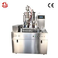 Best PLC System Oxygen Gas Filling Machine with Compressed Air Souce wholesale