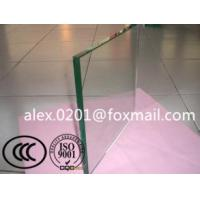 China 4mm clear tempered glass on sale