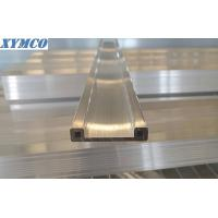 China Non-toxic material AZ31 AZ61 AZ80 ZK60 Magnesium extrusions for food machinery molding plate on sale