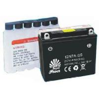 China Maintenance Free Motorcycle Battery 12V With Different Capacity on sale
