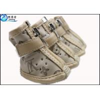 Best Lovely New DOG BOOT Waterproof Anti-Slip Pet Shoes Boot Classic Warm Dog Shoes wholesale