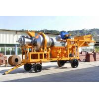 Best LQY-20 Mobile Asphalt Mixing Plant For Asphalt Driveway Paving Mobile Asphalt Mixing Plant For Asphalt Driveway Paving wholesale