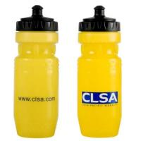 China PE water bottles for children/plastic sport water bottle for bicycle riding and sports usi on sale