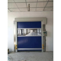 Best Class1000 SUS304 Fast Rolling Door Air Showers With High Efficiency Filters wholesale