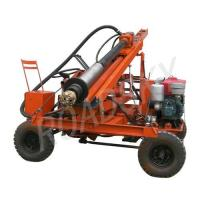 Buy cheap Hydraulic Driller for Guardrail Post from wholesalers
